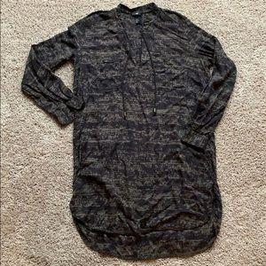Patterned Tunic/Dress